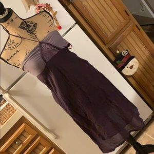 Free People halter dress size women's 4